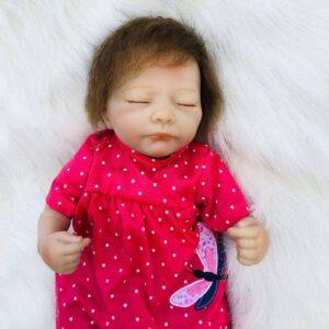Brady: Starlight Reborn Baby Doll Girl - Kiss Reborn