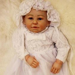 "Penelope: 22"" Realistic Reborn Baby Doll Girl - Kiss Reborn"