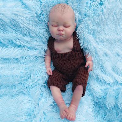 "Camila: 20"" Real Human Baby Full Body Silicone Doll Girl - Kiss Reborn"