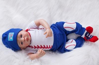 Jo: Super Realistic Prince Baby Doll Boy - Kiss Reborn
