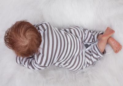 "Bert: 22"" Realistic Reborn Baby Doll Toddler boy - Kiss Reborn"