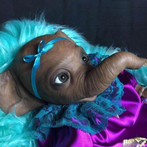 22 ElephantLinda RebornBabyDollBoy RealLifelike TrulyRebornBabyDoll ChildrenGifts 4