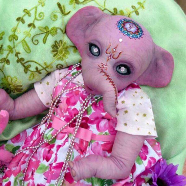 22 ElephantPeter RebornBabyDollBoy RealLifelike TrulyRebornBabyDoll ChildrenGifts 3