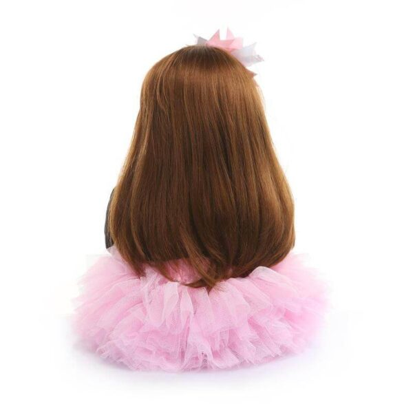 Pink Skirt Best Selling Princess Reborn Baby Cinderella - Kiss Reborn