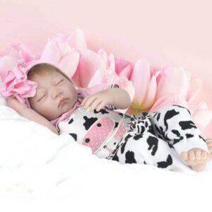 Soft Silicone Lifelike Reborn Bebes Girl Isabella - Kiss Reborn