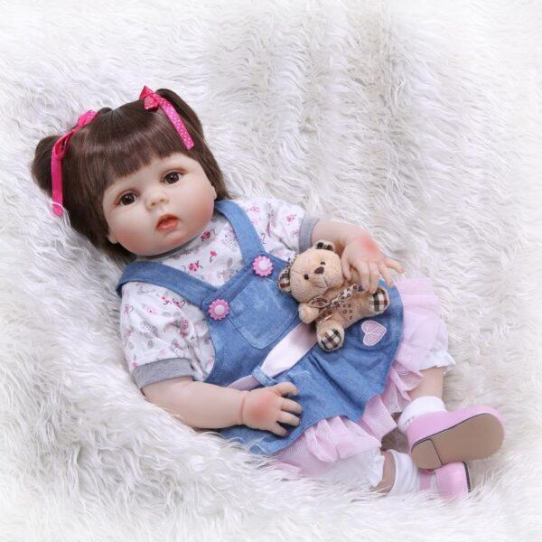 Abigail: Chinese Style Cute Face Reborn Toddler Girl - Kiss Reborn