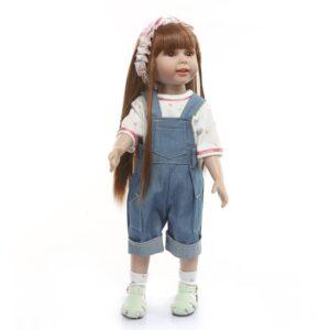 Amelia: Cute Realistic Daughter NPK Reborn Toddler Doll - Kiss Reborn
