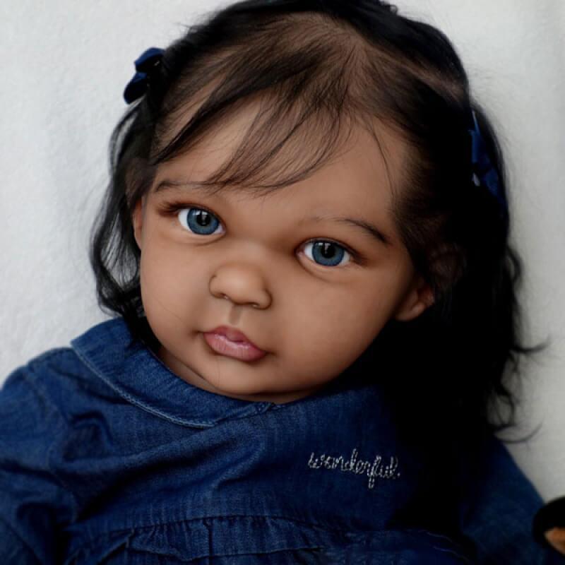 Black Baby Dolls. African American Reborn Dolls