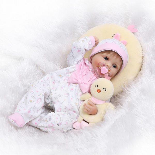 NPK-soft-silicone-reborn-baby-doll-toys-lifelike-lovely-newborn-babies-girl-dolls-fashion-birthday-gifts-1