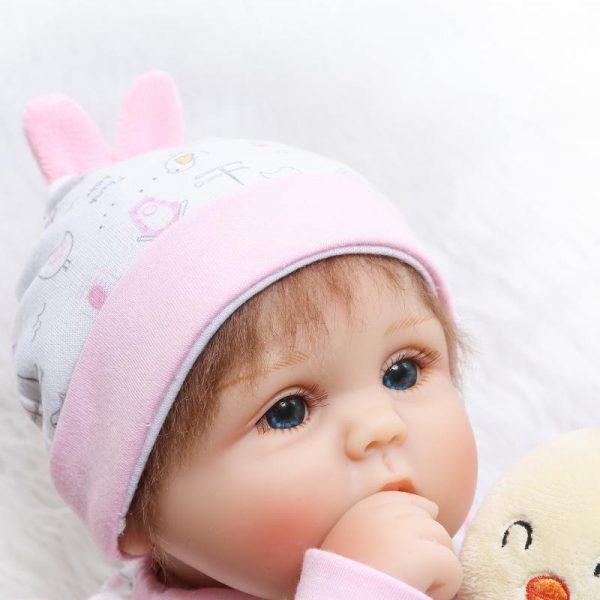 NPK-soft-silicone-reborn-baby-doll-toys-lifelike-lovely-newborn-babies-girl-dolls-fashion-birthday-gifts-2