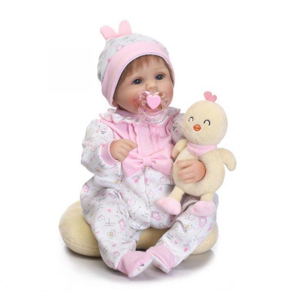 NPK-soft-silicone-reborn-baby-doll-toys-lifelike-lovely-newborn-babies-girl-dolls-fashion-birthday-gifts-5