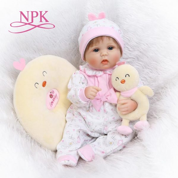 NPK-soft-silicone-reborn-baby-doll-toys-lifelike-lovely-newborn-babies-girl-dolls-fashion-birthday-gifts